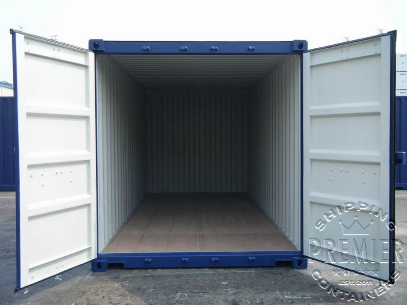 How to load a shipping container