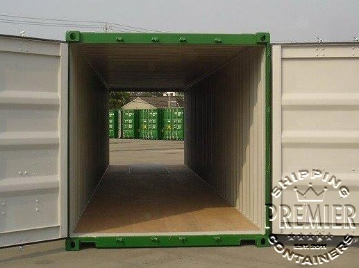 40ft Shipping Containers – Premier Shipping Containers