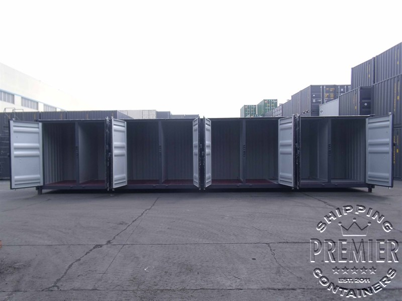Multi Compartment Shipping Containers
