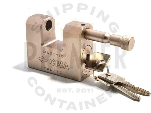 Shipping Container Padlocks