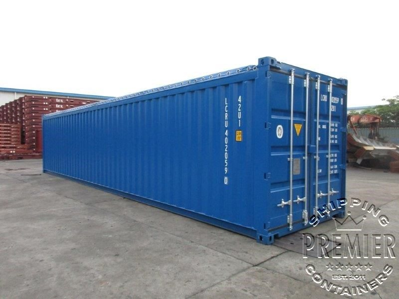 40ft Shipping Container >> 40ft Shipping Containers Premier Shipping Containers