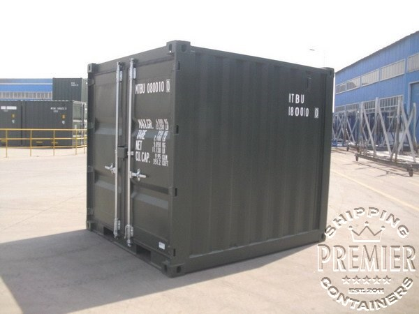 8ft Shipping Containers