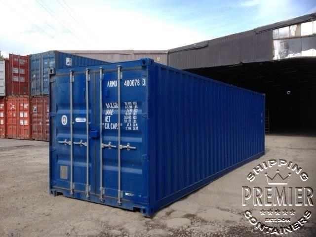30ft Shipping Containers