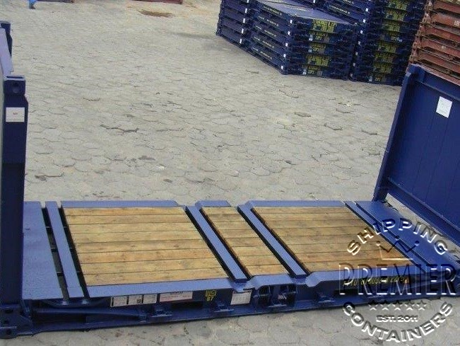 Flat Rack Shipping Containers