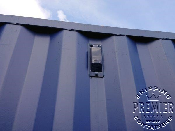 Shipping Container Ventilation Premier Shipping Containers