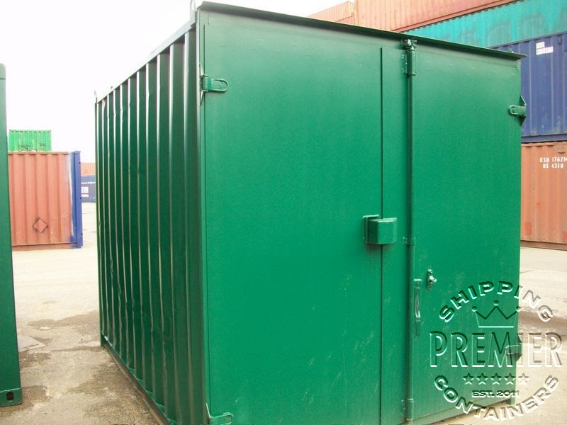 Shipping Container Security – Premier Shipping Containers