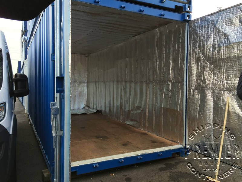 Shipping Container Insulation Kits