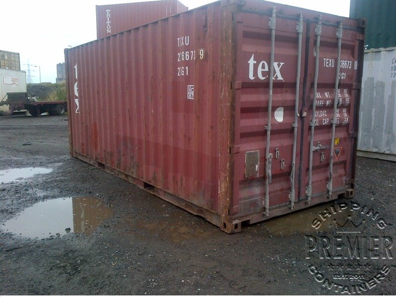 Cheap 20ft Shipping Containers for Sale in London